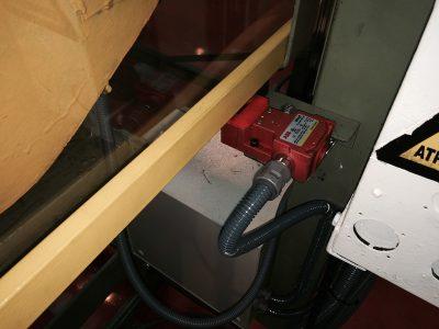 Microrruptor de seguridad
